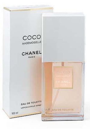 Coco Mademoiselle EDT perfume for Women by Chanel