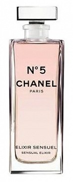 Chanel No 5 Elixir Sensuel perfume for Women by Chanel