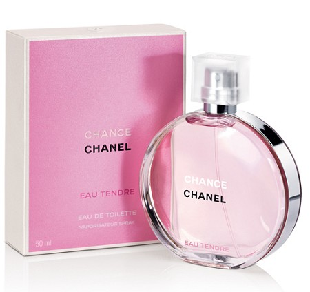 Chance Eau Tendre perfume for Women by Chanel