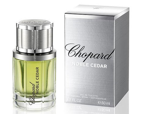 Noble Cedar cologne for Men by Chopard