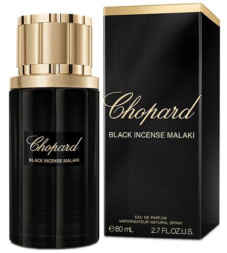 Black Incense Malaki cologne for Men by Chopard
