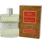 Eau Sauvage  cologne for Men by Christian Dior 1966