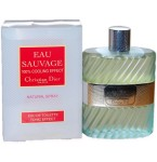 Eau Sauvage 100 Glacon  cologne for Men by Christian Dior 2001