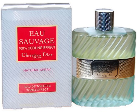 Eau Sauvage 100 Glacon cologne for Men by Christian Dior