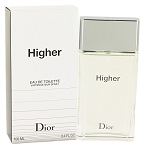 Higher  cologne for Men by Christian Dior 2001