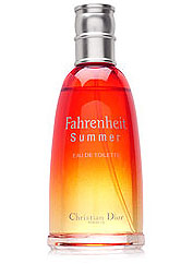 Fahrenheit Summer cologne for Men by Christian Dior