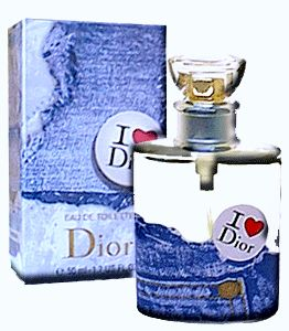 I Love Dior perfume for Women by Christian Dior