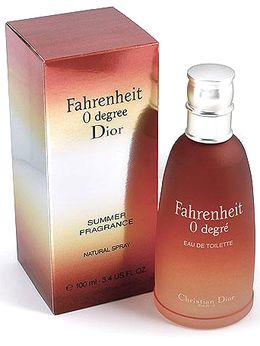 Fahrenheit 0 Degree cologne for Men by Christian Dior
