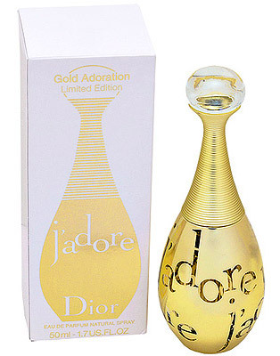 J'Adore Adoration en Or Limited Edition perfume for Women by Christian Dior