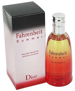 Fahrenheit Summer 2006 cologne for Men by Christian Dior