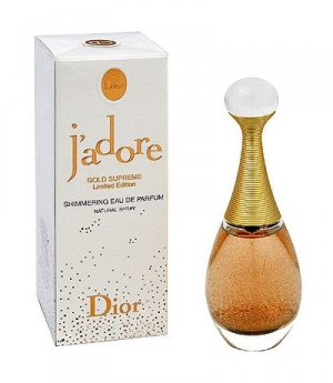 J'Adore Gold Supreme Limited Edition perfume for Women by Christian Dior