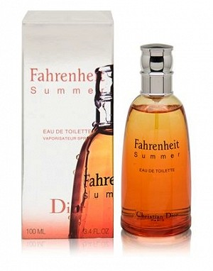 Fahrenheit Summer 2007 cologne for Men by Christian Dior