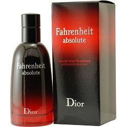 Fahrenheit Absolute cologne for Men by Christian Dior