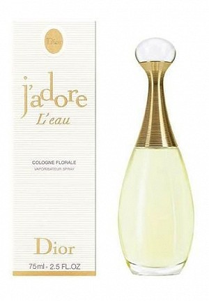 J'Adore L'Eau perfume for Women by Christian Dior