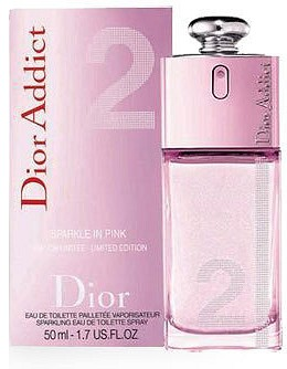 Dior Addict 2 Sparkle in Pink perfume for Women by Christian Dior