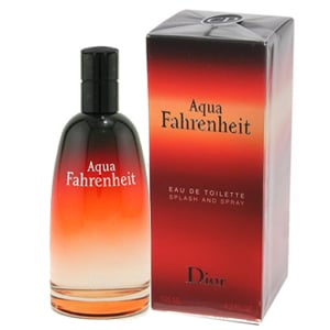 Aqua Fahrenheit cologne for Men by Christian Dior