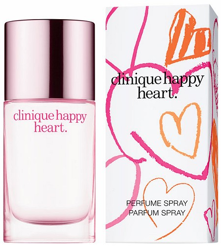 Happy Heart 2012 perfume for Women by Clinique