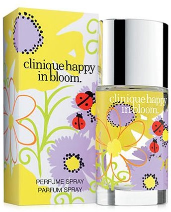 Happy in Bloom 2013 perfume for Women by Clinique