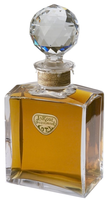 La Rose Jacqueminot perfume for Women by Coty