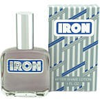 Iron cologne for Men by Coty - 1987