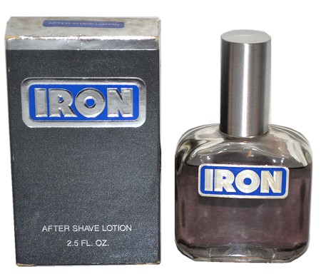 Iron cologne for Men by Coty