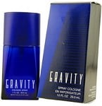 Gravity cologne for Men by Coty - 1992