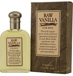 Raw Vanilla  cologne for Men by Coty 1996