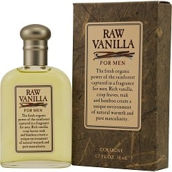 Raw Vanilla cologne for Men by Coty