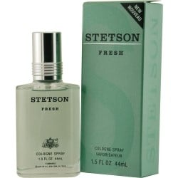 Stetson Fresh cologne for Men by Coty
