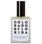 Colorado & Florida by Shipley & Halmos  Unisex fragrance by D.S. & Durga 2011