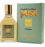 English Leather Musk  cologne for Men by Dana 1972