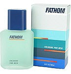 Fathom  cologne for Men by Dana 1990