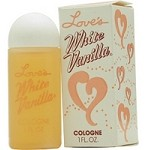 Loves White Vanilla  perfume for Women by Dana 1995
