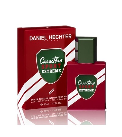 Caractere Sport Extreme cologne for Men by Daniel Hechter