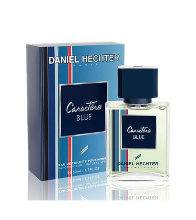 Caractere Blue cologne for Men by Daniel Hechter