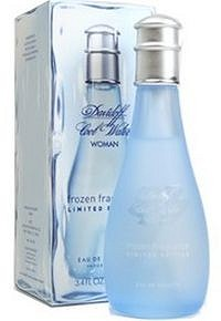 Cool Water Frozen perfume for Women by Davidoff
