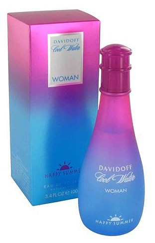 Cool Water Happy Summer perfume for Women by Davidoff