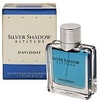 Silver Shadow Altitude cologne for Men by Davidoff 2007