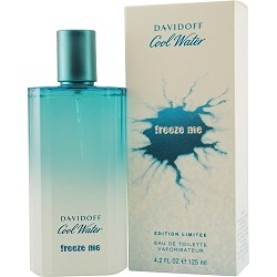 Cool Water Freeze Me cologne for Men by Davidoff