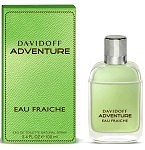 Adventure Eau Fraiche  cologne for Men by Davidoff 2010