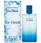 Cool Water Ice Fresh cologne for Men by Davidoff 2010