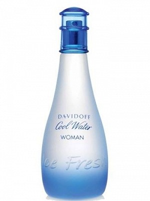 Cool Water Ice Fresh perfume for Women by Davidoff