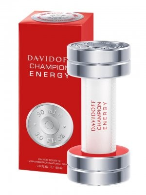 Champion Energy cologne for Men by Davidoff