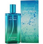 Cool Water Summer Dive cologne for Men by Davidoff 2011