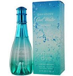 Cool Water Summer Dive perfume for Women by Davidoff 2011