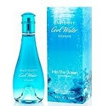 Cool Water Into The Ocean  perfume for Women by Davidoff 2013
