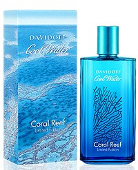 Cool Water Coral Reef cologne for Men by Davidoff