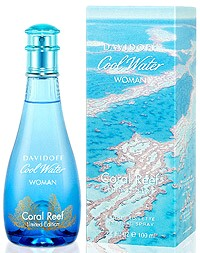 Cool Water Coral Reef perfume for Women by Davidoff