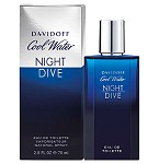 Cool Water Night Dive cologne for Men by Davidoff 2014