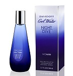 Cool Water Night Dive perfume for Women by Davidoff 2014